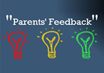parents feedback